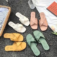 INFINITE Women <b>Summer</b> Anti-slip Fashion Concise Casual All ...