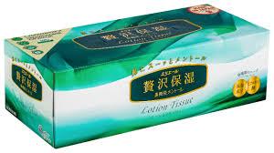 <b>Салфетки Elleair Lotion</b> Tissue Menthol — купить по выгодной ...