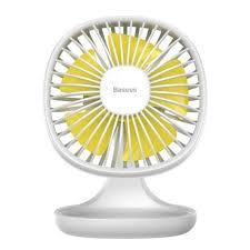 Вентилятор настольный портативный Baseus ... - Romax Group