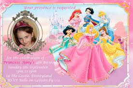 disney princess invitation podpedia invitation disney princess invitation