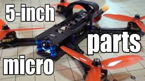 <b>5</b>-<b>inch Drone</b> Built with Micro Parts - YouTube