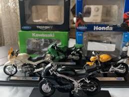 <b>Мотоциклы welly 1:18</b> купить в Иркутске   Хобби и отдых   Авито