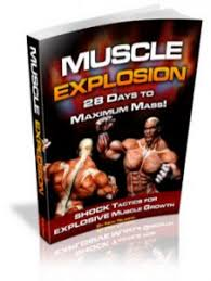 Muscle Explosion Program