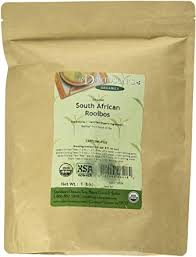 Davidson's Tea Bulk, <b>Organic South African Rooibos</b>, 16-Ounce Bag ...