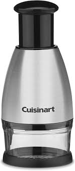 Cuisinart CTG-00-SCHP Stainless Steel Chopper, 8.2 ... - Amazon.com