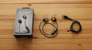 <b>Marshall Minor II</b> In-Ear <b>Bluetooth</b> Headphone Review | Best Buy Blog