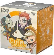 Купить <b>Фигурка Blizzard Cute but</b> Deadly Blind Vinyls-Series 5 по ...