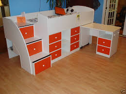 amazing design bed desk combo with kids bed and desk combo with storage bed desk dresser combo home