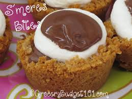 Image result for S'more Bites - Under 100 Calories Each!