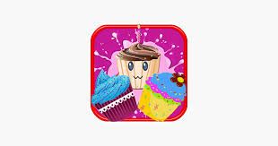 App Store: Candy Cupcake Maker Chef Girls Игры для девочек