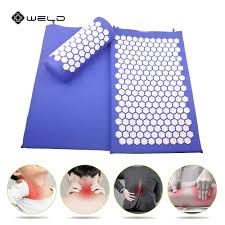 <b>Pillow Massager Cushion</b> Body Head Foot <b>Acupressure Massage</b> ...