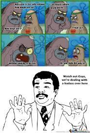 Memes Vault SpongeBob Memes – How Tough Am I via Relatably.com
