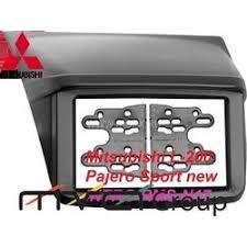 <b>Переходная рамка</b> для Mitsubishi L-200, Pajero Sport new (<b>Intro</b> ...