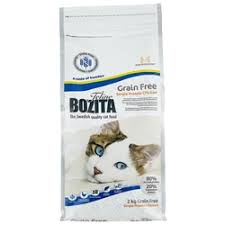 «<b>Сухой корм Bozita</b> Feline <b>Grain</b> Free Single Protein беззерновой ...