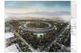 apples new headoffice latest pictures revealed apple campus apple new office