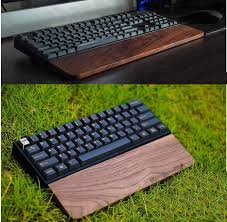 keyboard walnut wood and woods on pinterest acer friends wooden classic