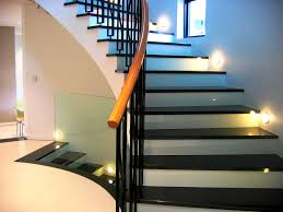 stairway lighting decorationfetching led indoor stair lighting all in one home ideas modern stairway system wall absolutely nicking lighting idea