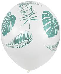 """Купить шар <b>латексный</b> 12"""" """"Листья, тропики"""", <b>набор</b> 25 шт ..."""