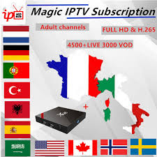 <b>UK IPTV</b> Europe Arabic <b>French IPTV</b> abonnement HD Italia ...
