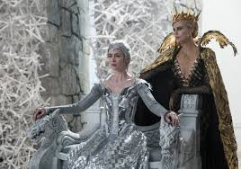 Resultado de imagem para o caçador ea rainha do gelo