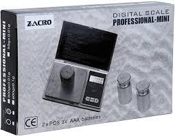 Mini <b>Electronic Pocket Scale</b>-Black Jewelry Scales Kitchen Scales ...