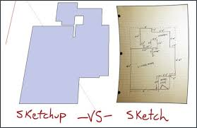 Sketchup Tutorial   How to create a quick floor plan