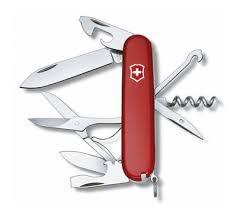 Швейцарский <b>нож</b> Victorinox «<b>Climber</b>» <b>91 мм</b>, 14 функций ...