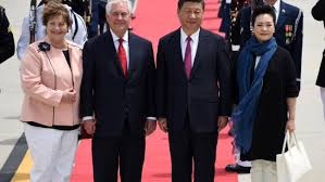 Image result for xi jinping and donald trump