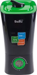 <b>Увлажнитель</b> воздуха Ballu UHB-205 черный/зеленый купить ...