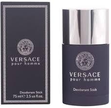 Versace Pour Homme Deodorant Stick в дьюти фри в пропускном ...