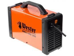 Купить <b>сварочный аппарат Wester MMA-VRD</b> 200 (инверторный ...