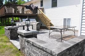 stone patio installation: full imagas modern nice design images of stone patios with white wall and grey floor can