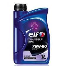 <b>Трансмиссионное масло ELF</b> 75W80 Синтетическое 1 л ...
