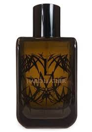 The first whiff of <b>Hard</b> Leather immediately justifies the name- this is ...
