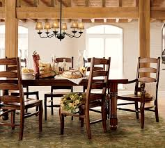 Unfinished Wood Dining Room Chairs Dining Room Fancy Country Dining Room Feature Unfinished Wood