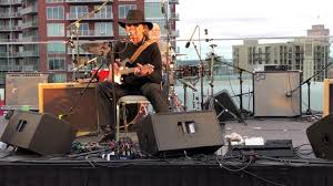 <b>TONY JOE WHITE</b> - One of his final gigs - POLK SALAD ANNIE ...