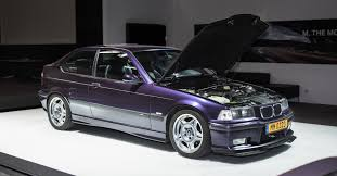 A unique <b>BMW M3</b> Compact and its history