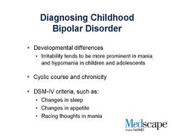 Adolescent bipolar case study Pamela Ann Ezell