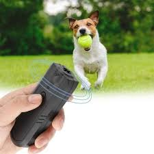 Portable Ultrasonic Pet Dog Repeller Anti Barking Control ... - Vova