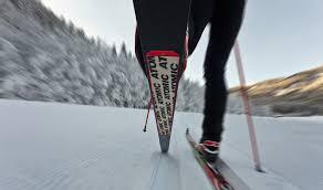 Беговые лыжи c <b>камусом</b>: зачем нужны и чем хороши?