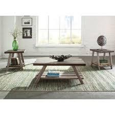 Loon Peak Halfeti 3 <b>Piece Coffee</b> Table Set - Humtog Dogith