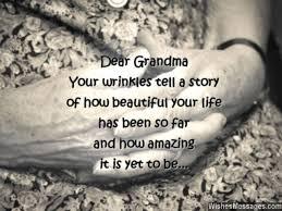 Birthday Wishes for Grandma | WishesMessages.com via Relatably.com