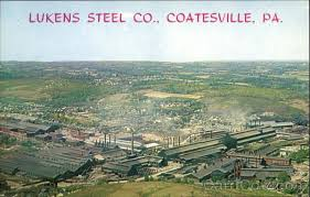 Image result for lukens steel company