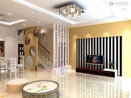 living room dividers ideas attractive: interior attractive partition ideas between living room and