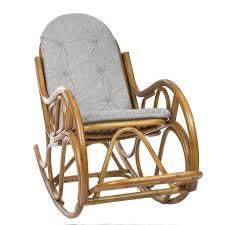 <b>Кресло</b>-<b>качалка Classic</b> с подушкой мед — купить по цене 16663 ...
