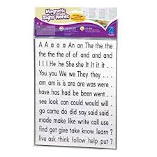 Educational Insights Magnetic Sight Words and ... - Amazon.com
