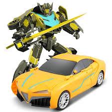 <b>Радиоуправляемый робот</b>-<b>трансформер</b> JQ - TT686 | роботы с ...