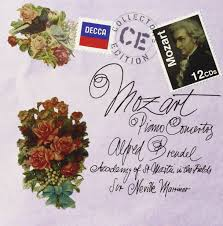 <b>Mozart</b>: The Piano Concertos - Academy of St Martin in the Fields