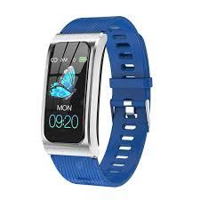 Tourya <b>AK12 Smart Bracelet</b> Men Women Waterproof <b>Color</b> Screen ...