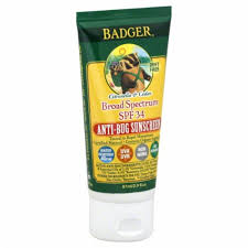 Badger Anti Bug Sunscreen SPF 34, 2.9 OZ - Fry's Food Stores